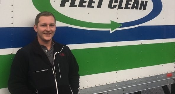 Meet Joey Ginther, From Fleet Clean Employee to Fleet Clean Franchise Owner